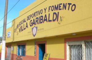 El club Villa Garibaldi tiene nueva comisión directiva