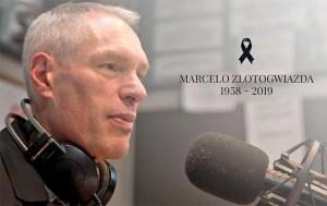 El periodismo despide a Marcelo Zlotogwiazda