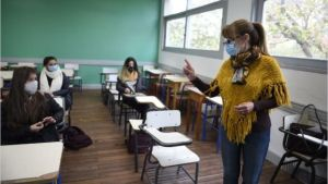A partir del 1º de Setiembre, nuevas medidas para la presencialidad plena y cuidada en las escuelas