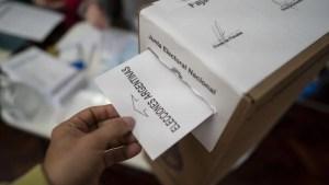 Bajó el porcentaje  de votantes en las PASO: ¿Fue la pandemia o el desinterés?