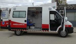 Actos de vandalismo contra dos ambulancias