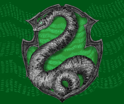 Slythering PM House Pages 400 x 400 px FINAL CREST4 - Process Communication Model © (PCM) Behavioural Analysis and the Personalities of Hogwarts Houses