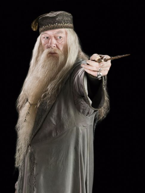 Albus Dumbledore HBP promo 3 - A PCM-based analysis of the personality types of main Harry Potter characters