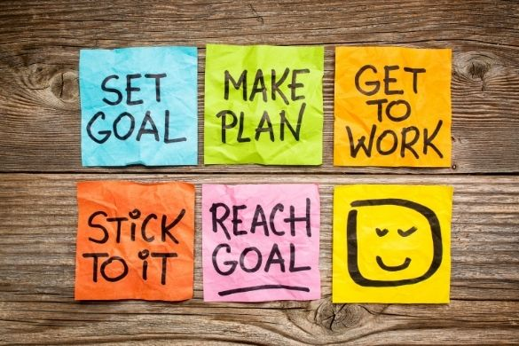 How to set SMART objectives according to each characteristic?