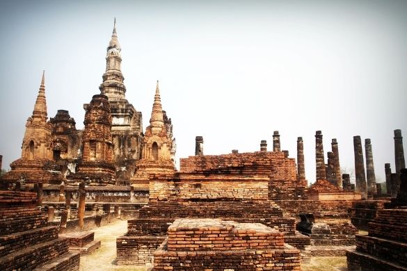 Historic places to travel