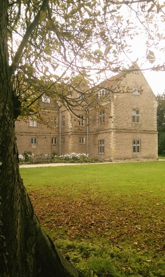 Pepys building in Autumn