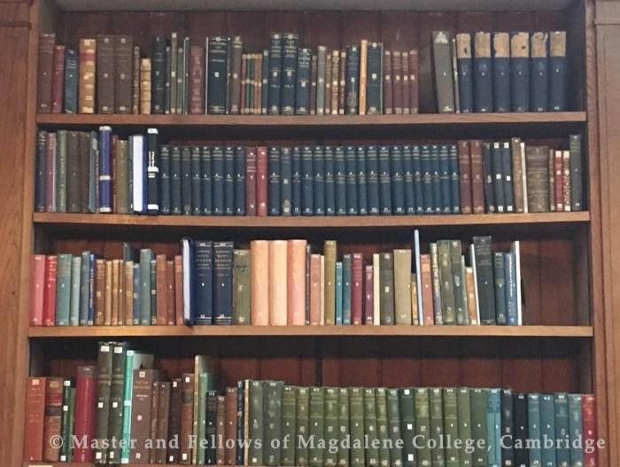 Bookshelveswm