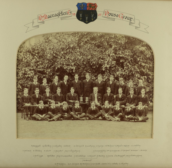 Macnaghten's House Group 1901