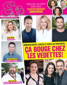 Échos Vedettes - 06 juillet 2018
