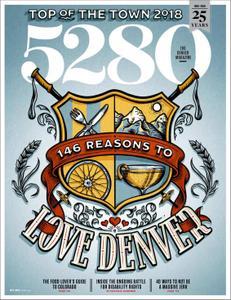 5280 Magazine - July 2018