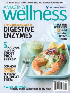 Amazing Wellness – July 2018