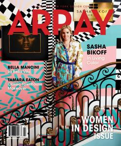 Array Magazine - Summer 2018
