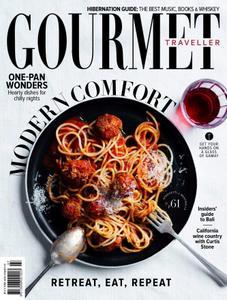 Australian Gourmet Traveller – July 2018