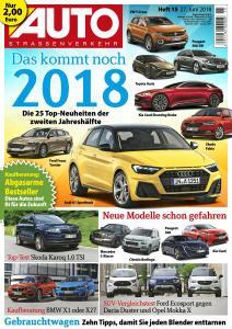 Auto Strassenverkehr - 27 Juni 2018