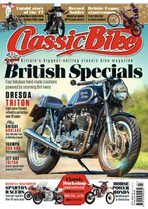 Classic Bike UK - July 2018