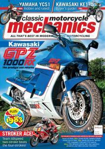 Classic Motorcycle Mechanics – July 2018