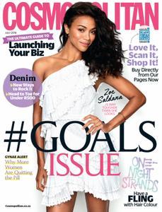Cosmopolitan South Africa - July 2018