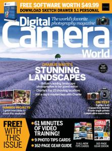 Digital Camera World – July 2018