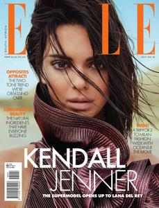 Elle South Africa - July 2018