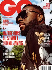 GQ France - juin 2018