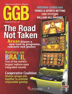 Global Gaming Business - July 2018