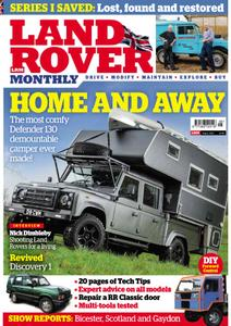 Land Rover Monthly – August 2018