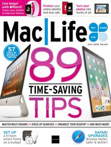 MacLife UK - July 2018