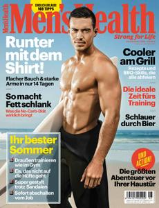 Men's Health Germany - Juli 2018