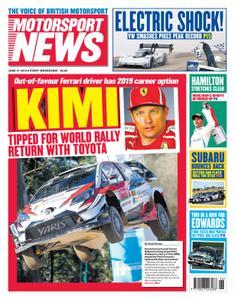 Motorsport News - June 27, 2018