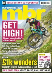 Mountain Bike Rider – July 2018