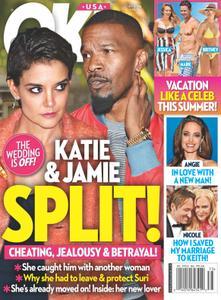 OK! Magazine USA – July 12, 2018