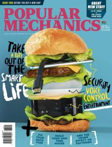 Popular Mechanics South Africa – July 2018