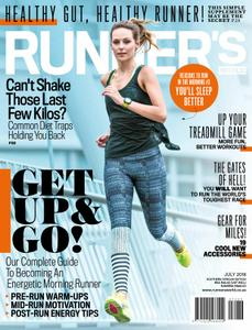 Runner's World South Africa – July 2018
