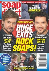 Soap Opera Digest - July 09, 2018