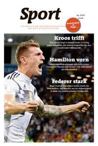 Sport Magazin - 24. Juni 2018