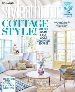 Style at Home Canada – August 2018