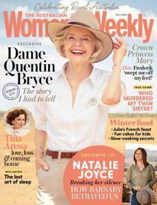 The Australian Women's Weekly - July 2018