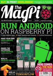 The MagPi  – July 2018