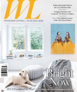 Western Living – July-August 2018