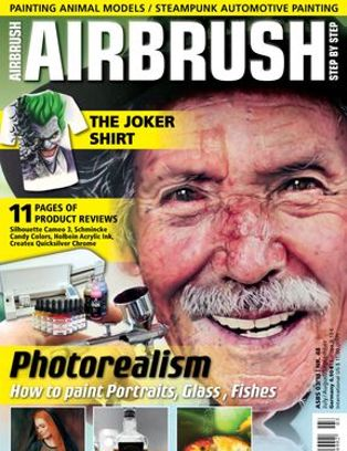 Download Airbrush Step by Step - JulyAugustSeptember 2018