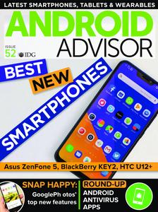 Android Advisor – July 2018