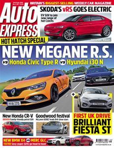 Auto Express - 18 July 2018