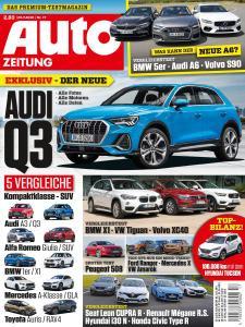 Auto Zeitung – 25 Juli 2018