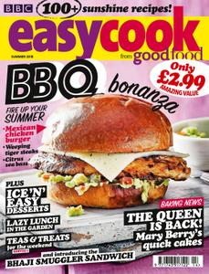 BBC Easy Cook UK – July 2018