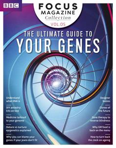 BBC Focus Collection: The Ultimate Guide to Your Genes (Volume 5 2018)