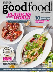 BBC Good Food Middle East – June 2018
