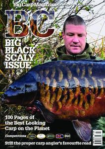 Big Carp Magazine – August 2018