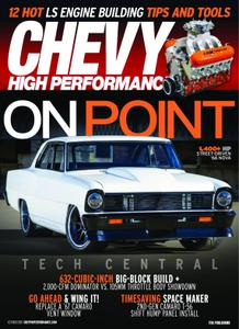 Chevy High Performance – October 2018