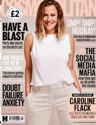 Cosmopolitan UK - August 2018