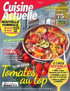 Cuisine Actuelle - juillet 2018